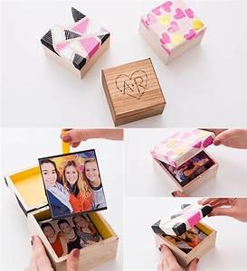 Kleines Geschenk Für Freund : selbstgemachte geschenke auch als geschenkideen zum valentinstag 3 kleine geschenke ~ Watch28wear.com Haus und Dekorationen