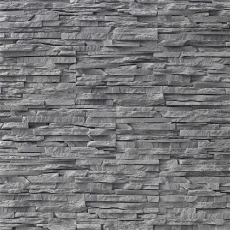 slate wall tiles slate tile panels get a grey slate stone wall look