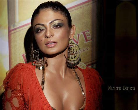 Neeru Bajwa Punjabi Indian Bollywood Sexy Model And