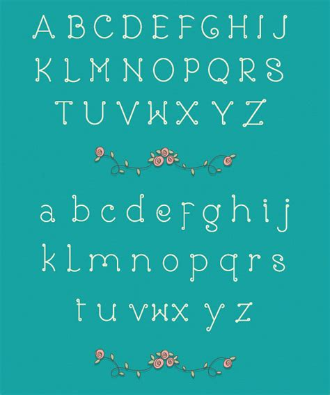 15 Stylish Free Fonts For Your 2014 Projects