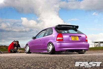 Civic Honda Eg Hatch Fast Wallpapers Ek