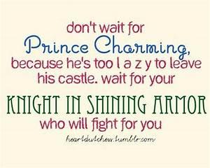 Prince Charming Quotes & Sayings