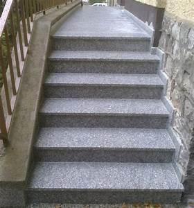 Außen Treppenstufen Beton : gerade treppen ~ Michelbontemps.com Haus und Dekorationen