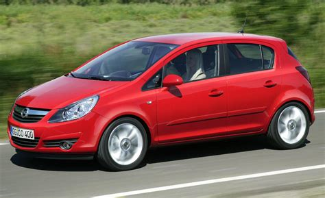 Opel Corsa Mpg by 2009 Opel Corsa Photos Informations Articles
