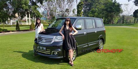 Suzuki Apv Luxury 4k Wallpapers by Mobil Apv Modifikasi Cars News