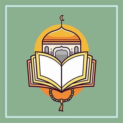 Quran Al Vector Bismillah Clipart Holy Illustration