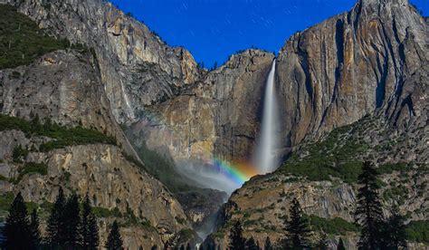 Daily Photo Yosemite Moonbows Roam Wonder
