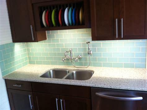 kitchen backsplash glass advantages of glass tile backsplash midcityeast