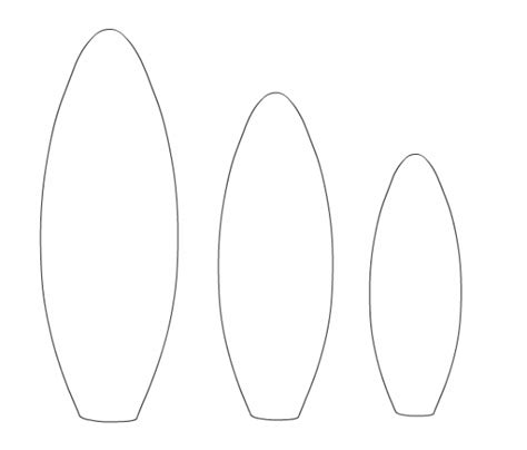 surfboard template how to make a surfboard or windsurf board in the madhouse