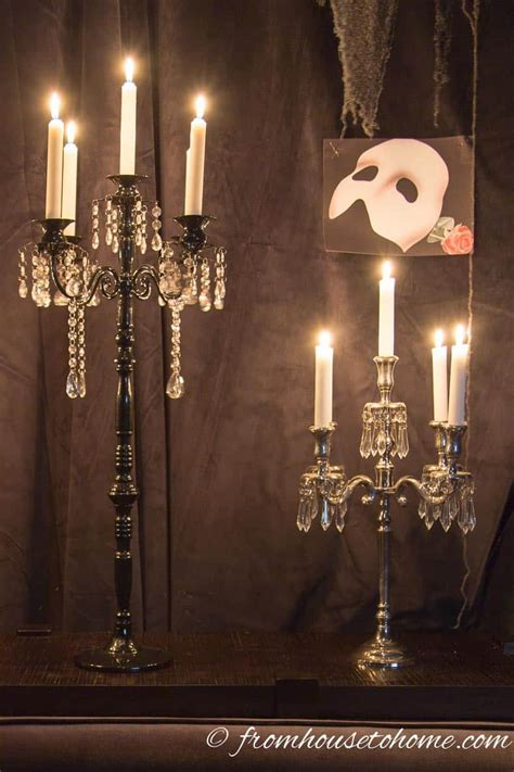 10 Phantom Of the Opera Party Ideas That Will WOW Your Guests