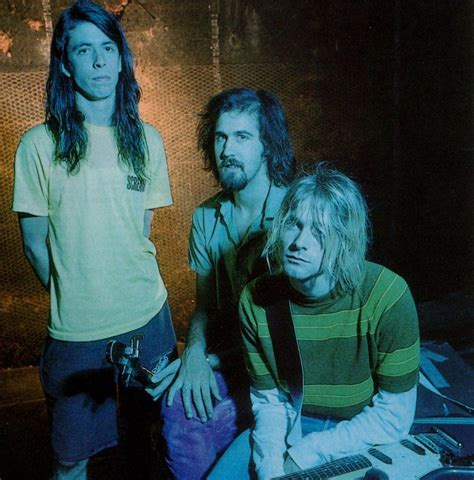 Nirvana Testi by Kurt Cobain Detestaba A Pearl Jam Rockers R I P