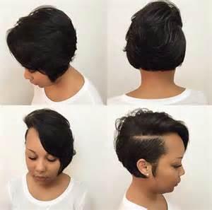 Short Hairstyles Black Women 2017