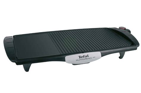 darty cuisine magasin plancha tefal tg390812 ultracompact 3449459 darty