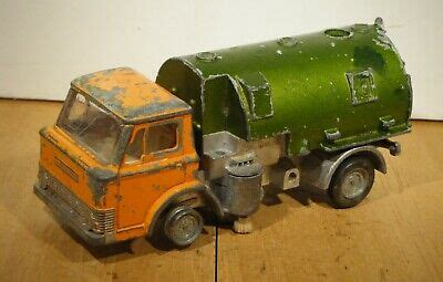 Dinky 451 Johnston Road Sweeper Diecast vehicle for parts ...