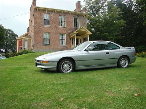 Buy Used 1995 Bmw 840ci Base Coupe 2-door 4.0l In Syracuse