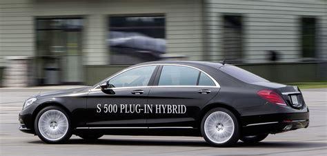 mercedes benz  plug  hybrid     seconds