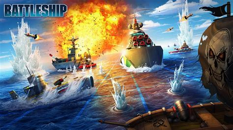Battleship Game Ships
