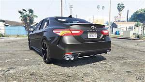Toyota Camry Xse 2018  Replace  For Gta 5