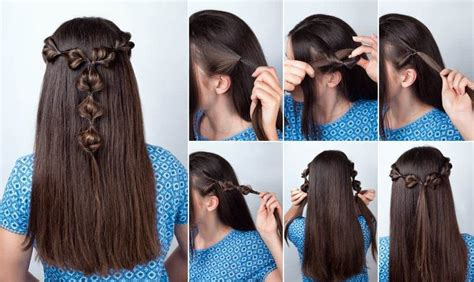 15 Amazing and super easy hairstyles for all hair types