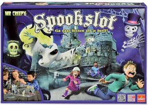 bolcom  creepy spookslot goliath speelgoed