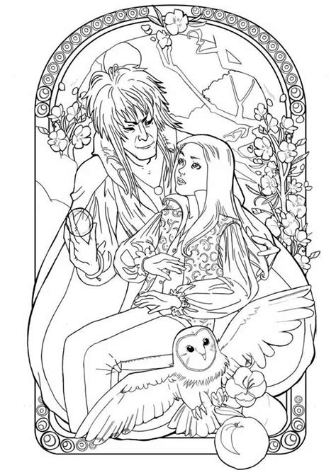 lbrnth | Coloring books, Disney coloring pages, Coloring pages
