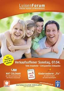 Verkaufsoffener Sonntag Lübeck 2019 : verkaufsoffener sonntag am luisenforum ~ A.2002-acura-tl-radio.info Haus und Dekorationen