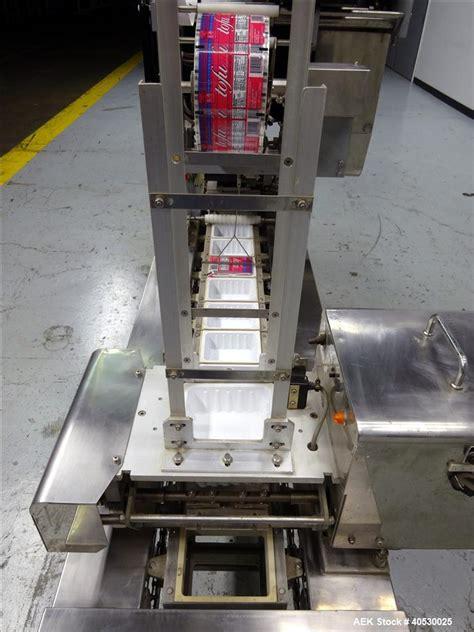 sato tray sealing machine   tofu pac