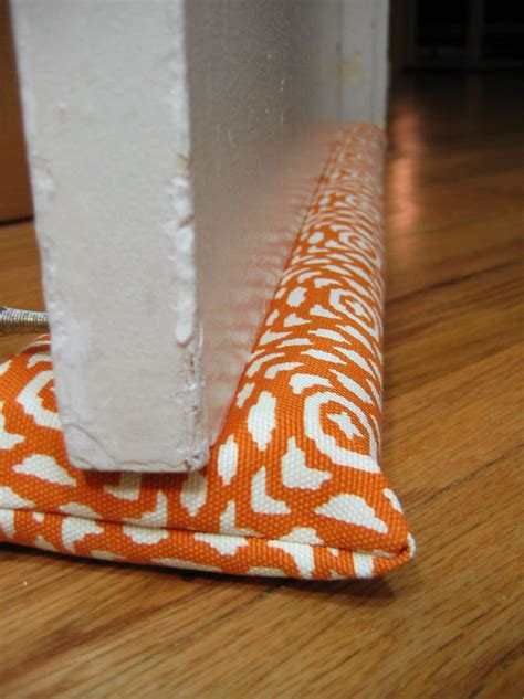 door draft stopper 6 simple ways to make your home more energy efficient this