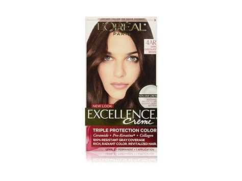 L'oreal Excellence Creme Hair Color, Dark Chocolate Brown