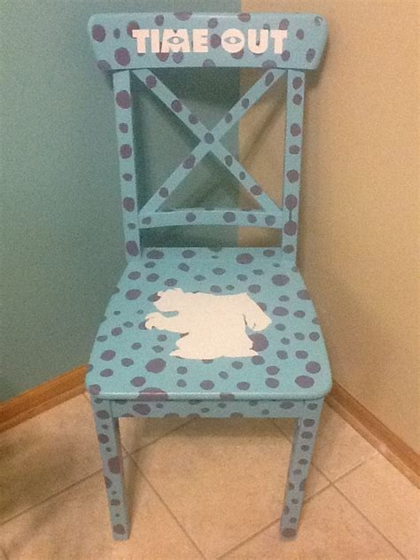 sulley monsters inc time out chair this is stinkin