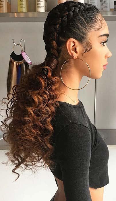 braids hairstyles perfect  hot summer days crazyforus