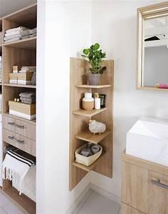 Aménager Petite Salle De Bain : id e d coration salle de bain am nager une petite salle ~ Melissatoandfro.com Idées de Décoration