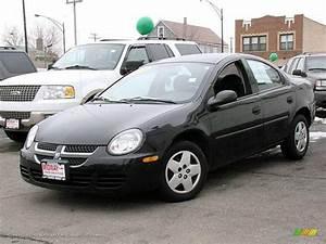 2003 Dodge Neon Se In Black