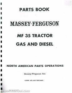 Massey Ferguson 180 Parts Diagram