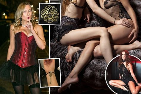 We Go Inside The Secret Female Only London Sex Club Of