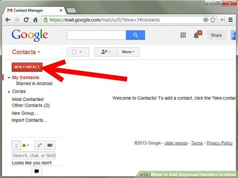 how to add phone to find my iphone how to add approved senders to gmail 6 steps with pictures 3068