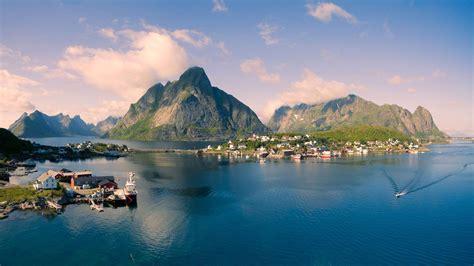 Natural Wonders Of Norway