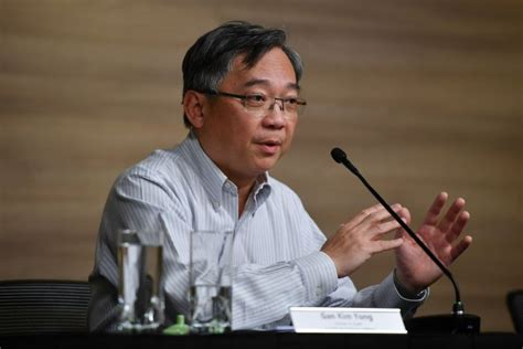 He has been the member of parliament (mp) for chua chu kang grc since 2006. Be prepared for more coronavirus cases over next few weeks ...