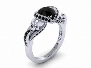 283 best skull engagement ring images on pinterest skull With wedding rings with skulls on them