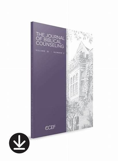 Ccef Journal Jbc Counseling Biblical Subscription Individual