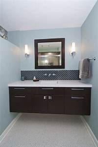 Backsplash height bathroom remodel pinterest for Bathroom vanity backsplash height