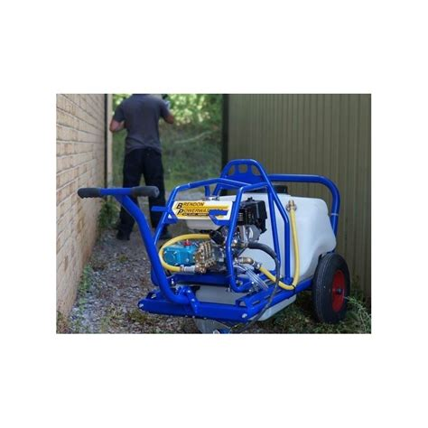 petrol mini bowser pressure washer sc tool hire