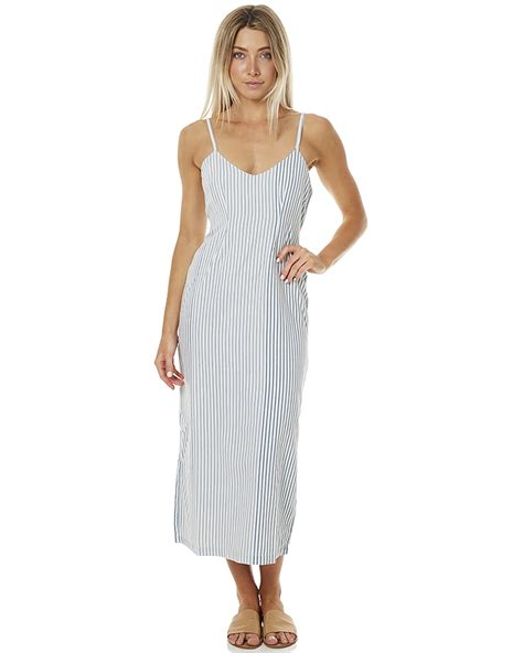 rollas womens dress navy stripe surfstitch