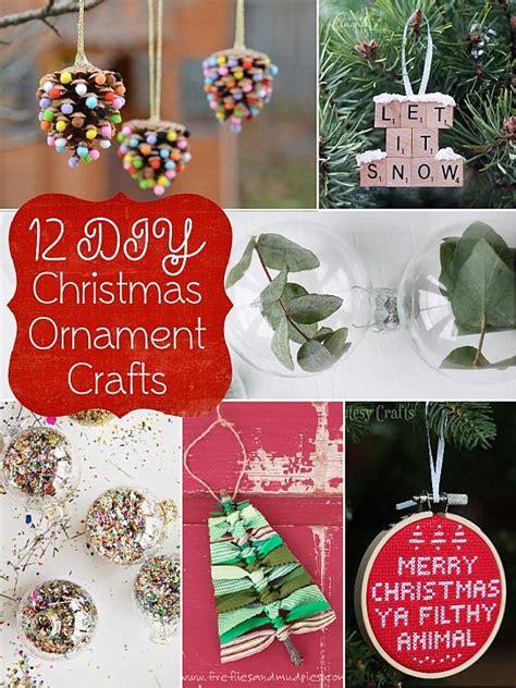 decoart blog crafts  diy christmas ornament crafts