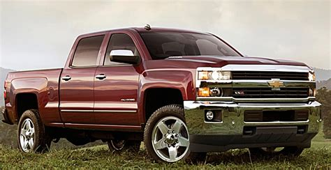 Chevrolet Silverado Hd by 2015 Chevrolet Silverado 2500hd Information And Photos