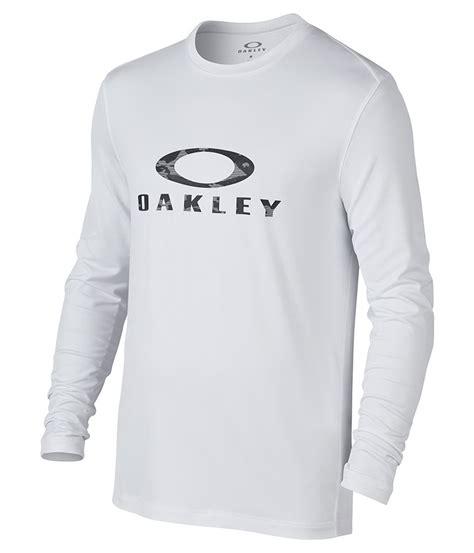 oakley mens surf sleeve t shirt golfonline