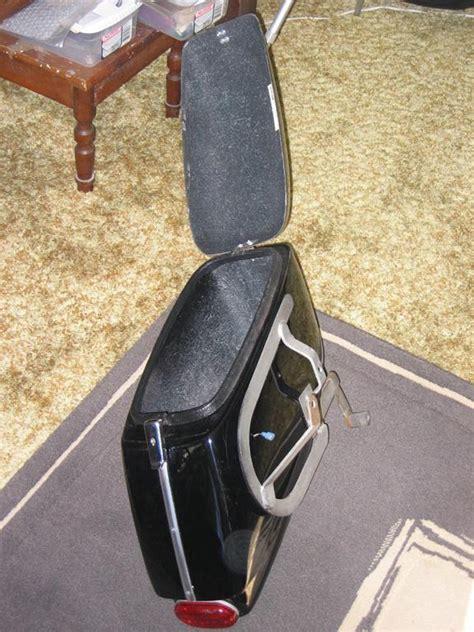 wixom saddlebags bmw motorcycle luggage paniers