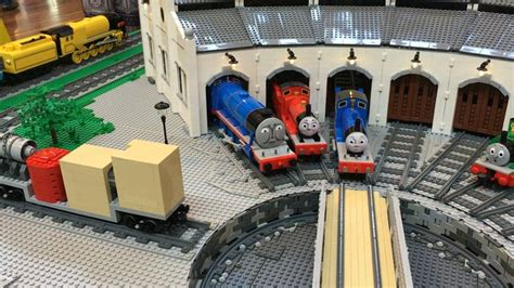 brickvention 2016 the royal melbourne exhibition building the tank engine lego
