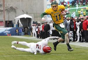 North Dakota State breaks record with 5th straight FCS ...