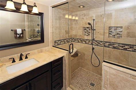 Travertine Bathroom Ideas by 21 Travertine Shower Ideas Bathroom Designs